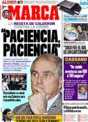 Portada diario Marca del 13 de Noviembre de 2008