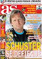 Portada diario AS del 15 de Noviembre de 2008