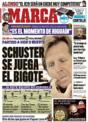 Portada diario Marca del 15 de Noviembre de 2008