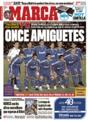 Portada diario Marca del 16 de Noviembre de 2008