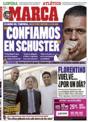Portada diario Marca del 18 de Noviembre de 2008