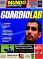 Portada Mundo Deportivo del 18 de Noviembre de 2008