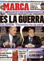 Portada diario Marca del 19 de Noviembre de 2008