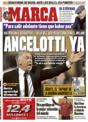 Portada diario Marca del 20 de Noviembre de 2008