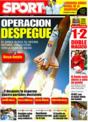 Portada diario Sport del 23 de Noviembre de 2008