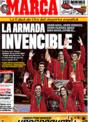 Portada diario Marca del 24 de Noviembre de 2008