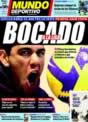 Portada Mundo Deportivo del 29 de Noviembre de 2008