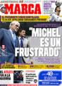Portada diario Marca del 5 de Diciembre de 2008