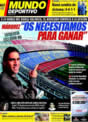 Portada Mundo Deportivo del 5 de Diciembre de 2008