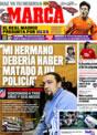 Portada diario Marca del 6 de Diciembre de 2008