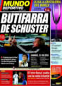 Portada Mundo Deportivo del 10 de Diciembre de 2008