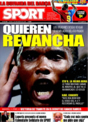 Portada diario Sport del 11 de Diciembre de 2008