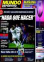 Portada Mundo Deportivo del 12 de Diciembre de 2008