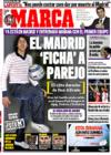 Portada diario Marca del 17 de Diciembre de 2008