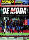 Portada Mundo Deportivo del 18 de Diciembre de 2008