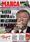 Portada diario Marca del 19 de Diciembre de 2008