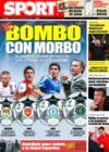 Portada diario Sport del 19 de Diciembre de 2008