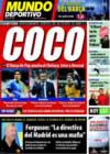 Portada Mundo Deportivo del 19 de Diciembre de 2008