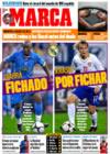 Portada diario Marca del 22 de Diciembre de 2008