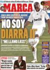 Portada diario Marca del 23 de Diciembre de 2008