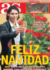 Portada diario AS del 24 de Diciembre de 2008