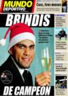 Portada Mundo Deportivo del 24 de Diciembre de 2008