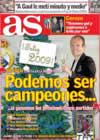 Portada diario AS del 26 de Diciembre de 2008