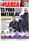Portada diario Marca del 27 de Diciembre de 2008