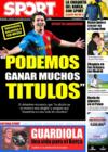 Portada diario Sport del 27 de Diciembre de 2008
