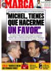 Portada diario Marca del 28 de Diciembre de 2008