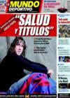 Portada Mundo Deportivo del 28 de Diciembre de 2008