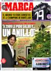 Portada diario Marca del 31 de Diciembre de 2008