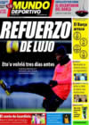 Portada Mundo Deportivo del 31 de Diciembre de 2008