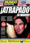 Portada Mundo Deportivo del 3 de Enero de 2009