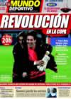 Portada Mundo Deportivo del 6 de Enero de 2009