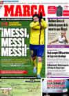 Portada diario Marca del 7 de Enero de 2009