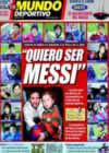 Portada Mundo Deportivo del 8 de Enero de 2009