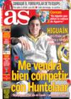 Portada diario AS del 9 de Enero de 2009