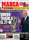 Portada diario Marca del 9 de Enero de 2009