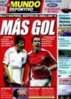 Portada Mundo Deportivo del 9 de Enero de 2009