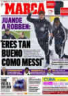 Portada diario Marca del 10 de Enero de 2009