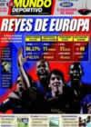 Portada Mundo Deportivo del 10 de Enero de 2009