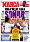 Portada diario Marca del 12 de Enero de 2009