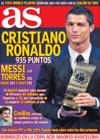 Portada diario AS del 13 de Enero de 2009