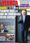 Portada diario Marca del 16 de Enero de 2009