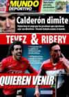 Portada Mundo Deportivo del 16 de Enero de 2009