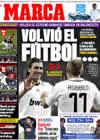 Portada diario Marca del 19 de Enero de 2009