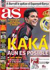 Portada diario AS del 20 de Enero de 2009