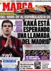 Portada diario Marca del 20 de Enero de 2009