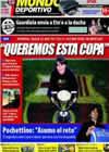 Portada Mundo Deportivo del 21 de Enero de 2009
